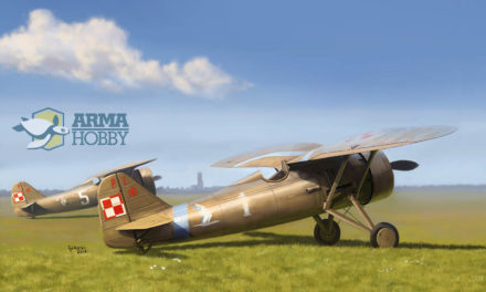 PZL P.7a Expert Set 1/72 – box art