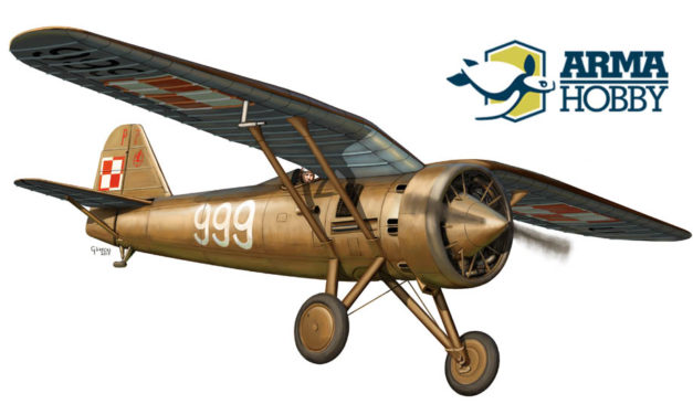 Boxart PZL P.7a Junior Set 1/72