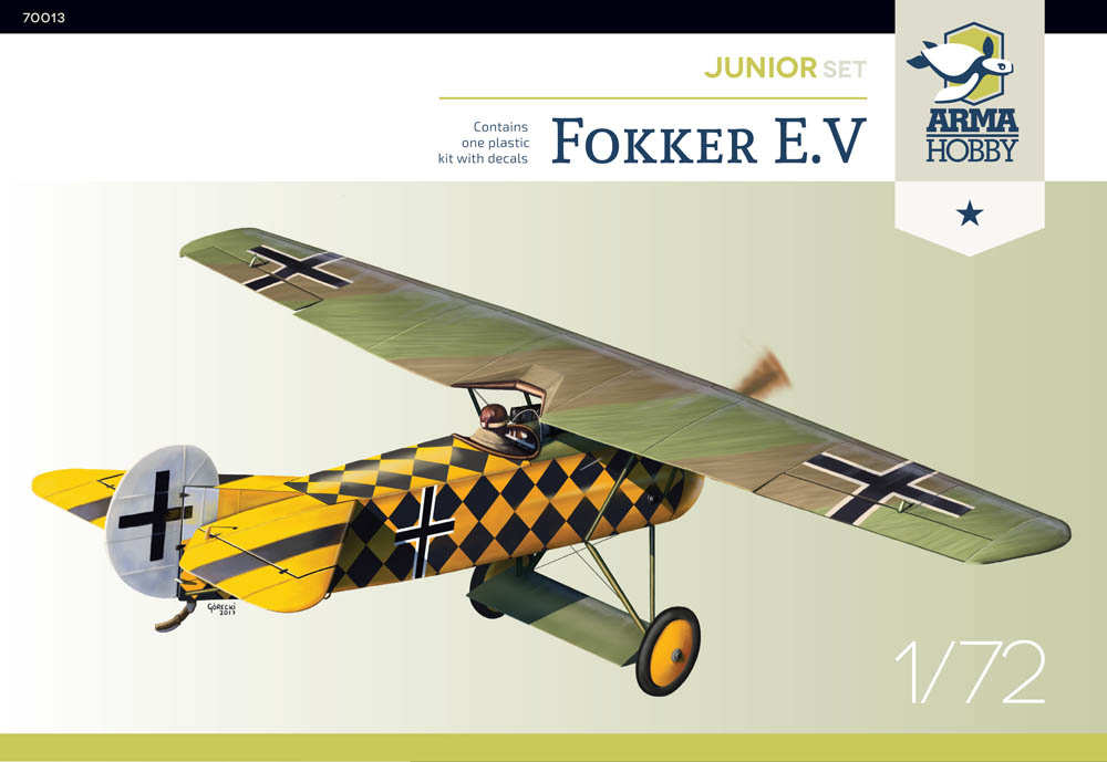 Fokker E.V junior