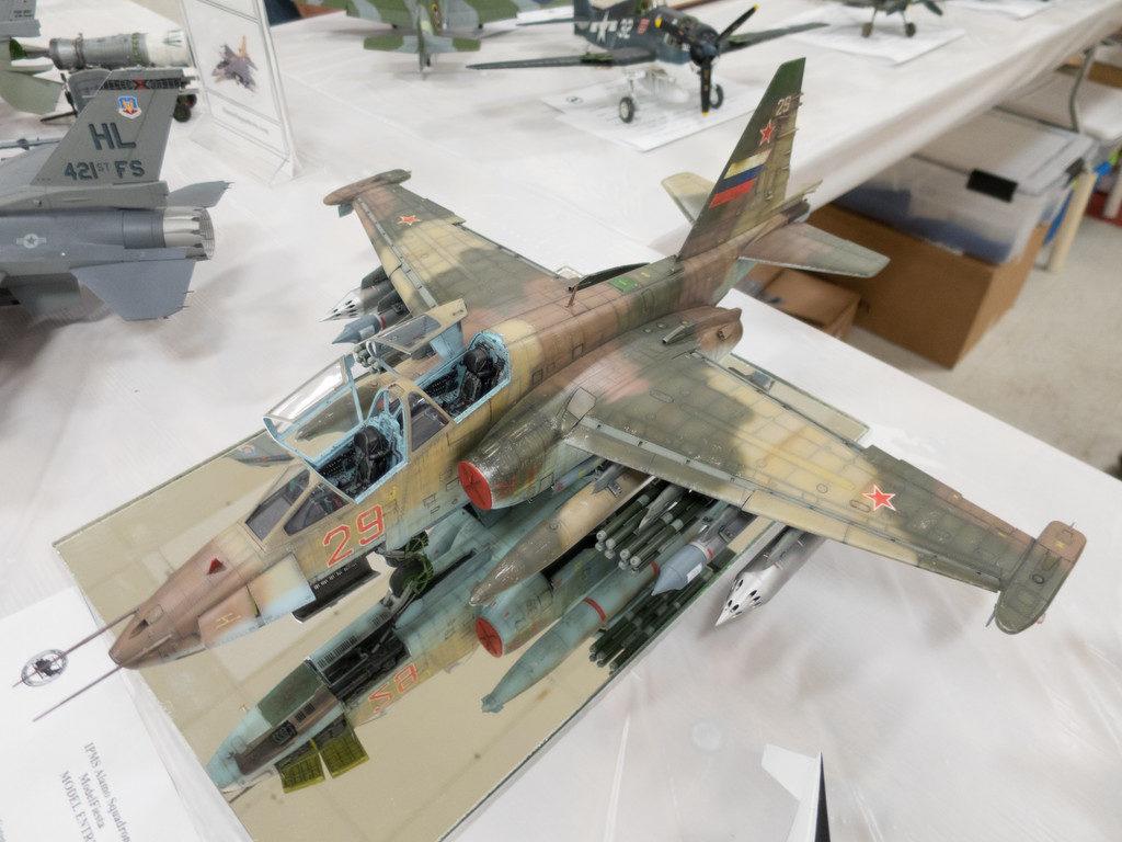 Su-25 Frogfoot preshading